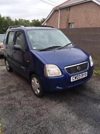 Suzuki wagon R+ GL 2003
