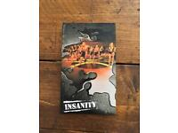 Full and official insanity box set and nutrition plan!!
