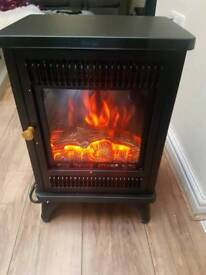 brand new electric fire