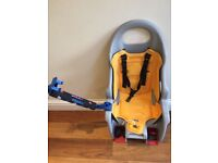 Topeak Child Bike Seat Carrier - really sturdy, comfortable & quick to attach