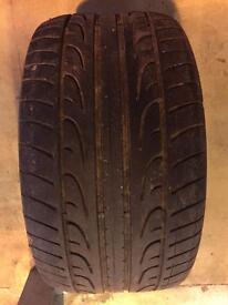 1 x 315/35/R20 Tyre