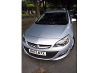 Almost Brand New car. very low mileage Perfect condition Vauxhall ASTRA 65