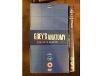 Grey's Anatomy Seasons 1-6