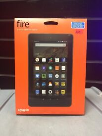"BRAND NEW AMAZON KINDLE FIRE 7"" TABLET 8GB"