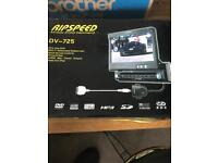 Stereo dvd player