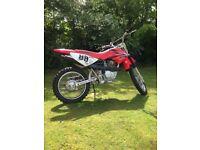 Honda CRF100 Offroad Motorbike Motocross