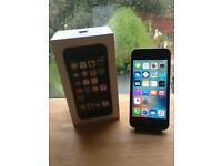 APPLE IPHONE 5S BLACK 16GB OPEN TO ANY NETWORK
