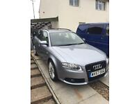 Audi A4 Estate TDI S line limited edition 170bhp