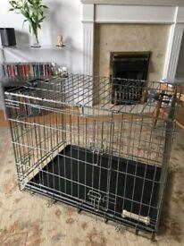 Dog Cage x2