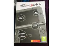 Brand new Nintendo 3ds xl