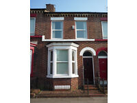 Houseshare in L8 close to City Centre - 4 bedrooms from £69 ppp/week available now