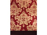Laura Ashley fully lined curtains
