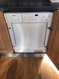 Bosch integrated tumble dryer