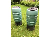 Water Butts x2