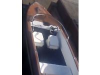 Speedboat, Fishing Boat approx 4 Metres Long, 13ft, Good Condition with Good Trailer inc new winch