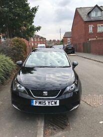 Seat Ibiza 1.2 5dr Black