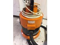 Vax 121 industrial wet and dry