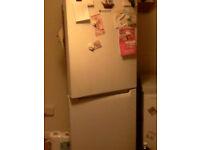 hotpoint rf1728 lrge fridge freezer used.