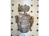 Army Camo Backpack (50L)