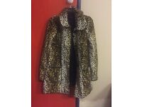 Size 6/8 coat