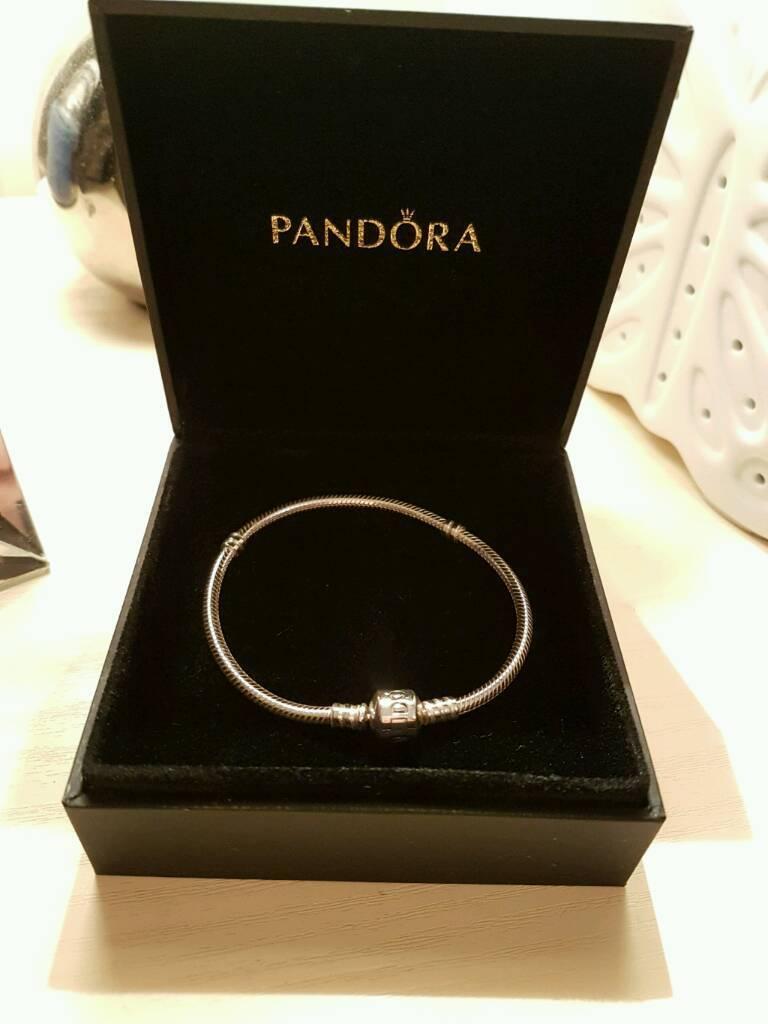 Pandora Bracelet & Charm