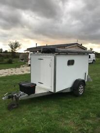 Adventure camping pod