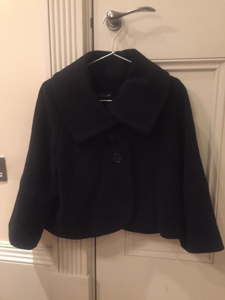 Short boléro coat / Jacket Sinequanone Paris size S
