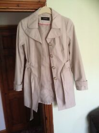 PETIT LADIES JACKET COLOUR STONE