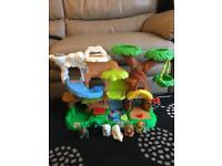 Jungle play set