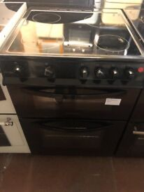 60CM BLACK MONTPELLIER ELECTRIC COOKER