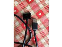 x1 Iphone 4/4s USB Charger 1m Cable £1
