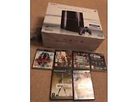 PlayStation 3 bundle including Move, Camera, Guitar & Singstar