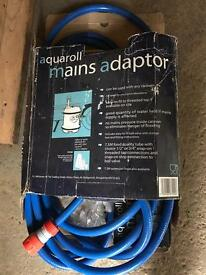 Aquaroll mains adaptor