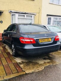 Mercedes e 250 very good condition