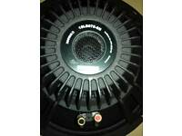 Replacement sub speakers 15 inch 300w each rms ×4