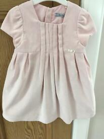 Mayoral dress (18 months)