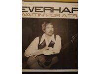 Bob Everhart LPs still sealed