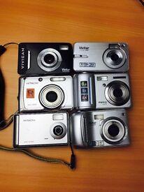 Digital photo cameras