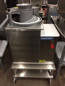 SOMERSET SDR-400 DOUGH ROUNDER - NEW & USED RESTAURANT EQUIPMENT