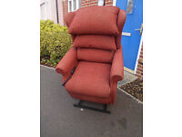 Sherborne Electric Riser Recliner, Dual Motor - Can deliver locally