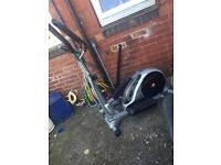 Exercise bike machine great condition open to reasonable offers