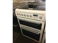 60 CM WIDE HOTPOINT ELECTRIC COOKER WITH GUARANTEE 🇬🇧🇬🇧