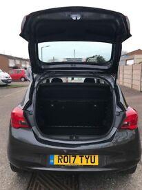 Vauxhall corsa sting 1.4 2017