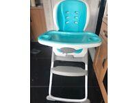 Trio high chair