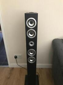 Akai Bluetooth tower speaker