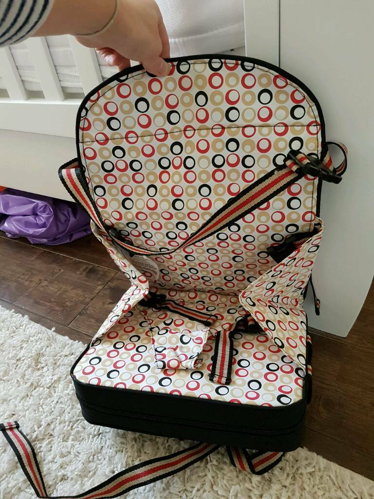 travel high chair baby seat in portsmouth hampshire. Black Bedroom Furniture Sets. Home Design Ideas