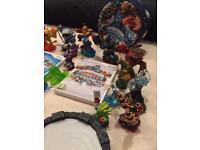 Wii skylanders Disney bundle