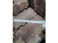 Brett Omega Flow Block Pavings / Bricks