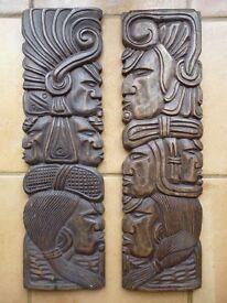 Wood Carving Art El Salvador