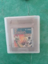 Knight quest gameboy game